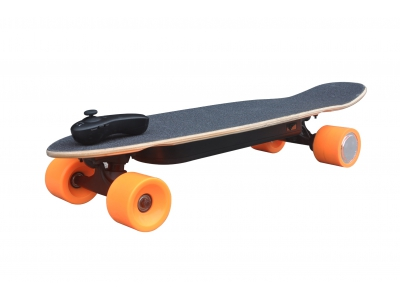 Single-motor Electric Skateboard