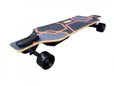 Dual-motor Electric Skateboard